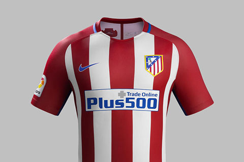 Atletico madrid kits